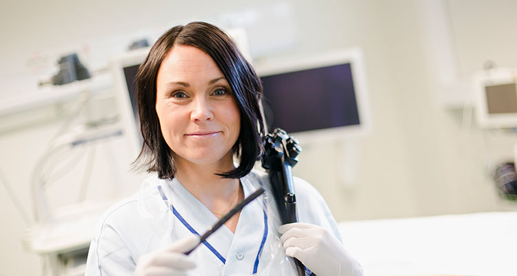studera till sjuksköterska på distans
